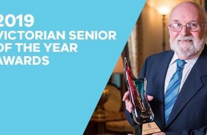 Key messages about the Victorian Senior of the Year Awards
