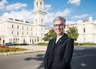 Governor of Victoria Linda Dessau Interview