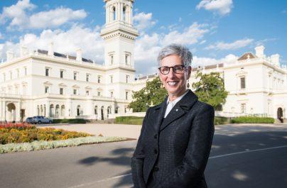 Governor of Victoria Linda Dessau Interview